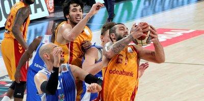 Galatasaray'dan müthiş zafer