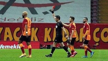 Galatasaray kan kaybetmeye devam ediyor