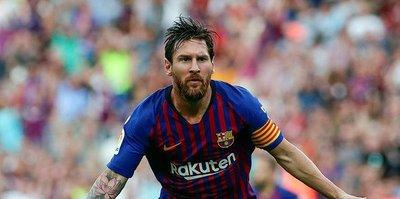 Messi 400'ler kulübünde