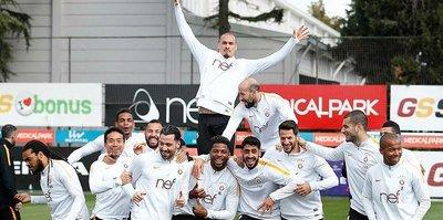 Galatasaray'da Gençlerbirliği için galibiyet sözü verildi!