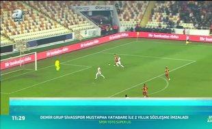 Malatya'da Avrupa kupası heyecanı