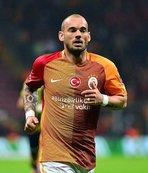 Wesley Sneijder geri mi dönüyor?
