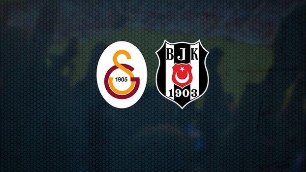 Galatasaray - Beşiktaş maçı CANLI #