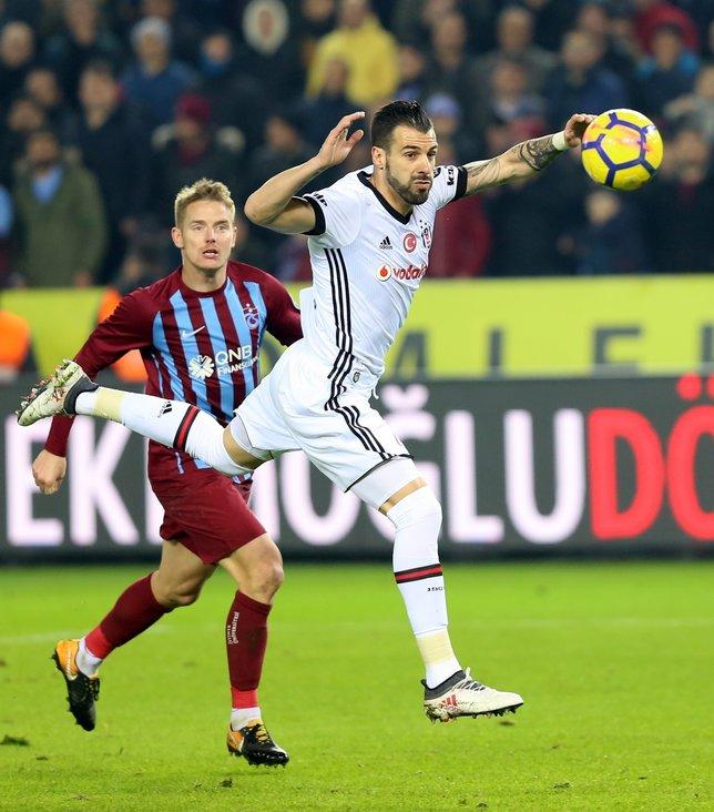 Sosa Beşiktaşı özlemiş
