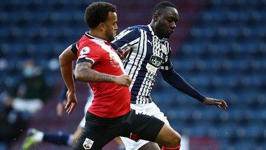 West Bromwich Southampton: 3-0   MAÇ SONUCU ÖZET
