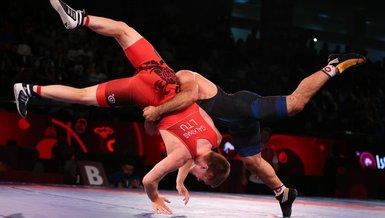 Güreşte olimpiyatlar öncesi son kota müsabakaları Bulgaristan'da başlıyor