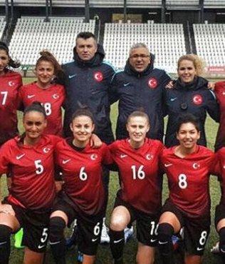 Kadın futbolunda rakipler belli oldu