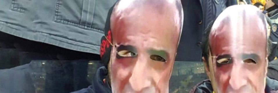 Kebapçı Selahattin maskesine müdahale!