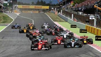 Formula 1'de Britanya heyecanı başlıyor! İlk kez...