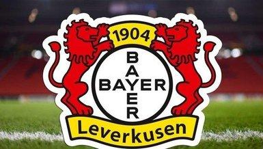 Bayer Leverkusen o isimle devam dedi!