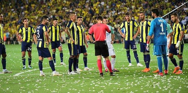 Bursaspor'un penaltısı VAR ile iptal edildi