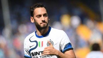 Hakan asist yaptı Inter zirveye çıktı!
