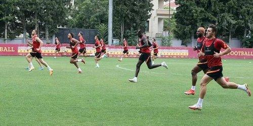 SON DAKİKA: Galatasaray'da flaş Marcao gelişmesi! Antrenmana katıldı Gs spor haberi 13