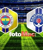 Fenerbahçe ile Kasımpaşa 32. randevuda