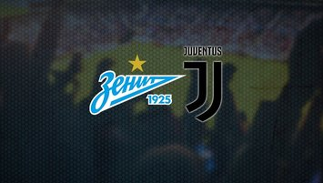 Zenit-Juventus maçı ne zaman?