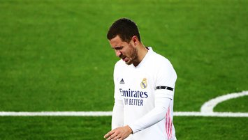 Hazard injured again for Real in Alaves defeat