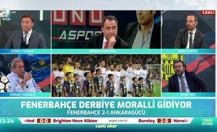 """""""Fenerbahçe'nin oyununa 10 üzerinden 5 veririm"""""""
