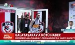 Andone'den Galatasaray'a kötü haber
