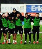 Beşiktaş'ta hazırlıklar devam etti