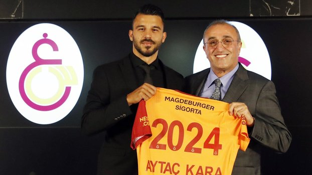 Galatasaray Alpaslan Öztürk ve Aytaç Kara'yı resmen kadrosuna kattı
