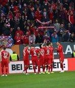 Bayern Münih Augsburg deplasmanından 1 puanla döndü