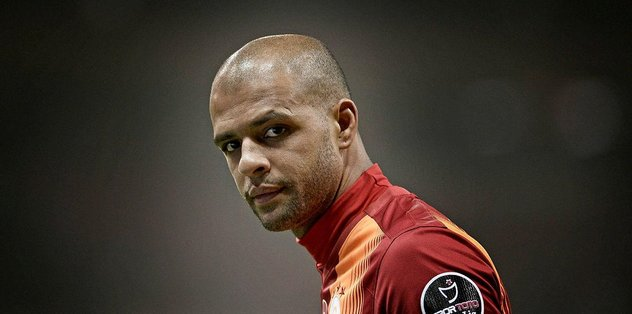 Galatasaray'ın yediği gole Melo tepkisi
