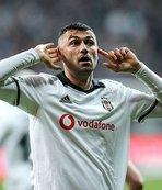 Beşiktaş'ta ayrılık! Burak Yılmaz duyurdu