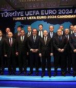 2024 adaylığımız Avrupa'da geniş yankı buldu