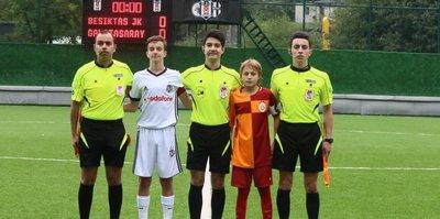 U-14'LER 2-0 GALİP
