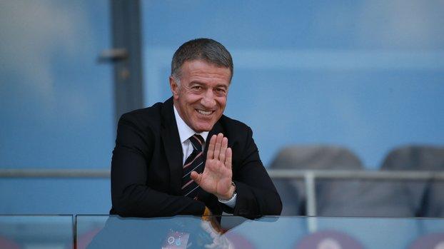 Trabzonspor Başkanı Ahmet Ağaoğlu'dan Aleksander Sörloth transferi için resmi açıklama! #