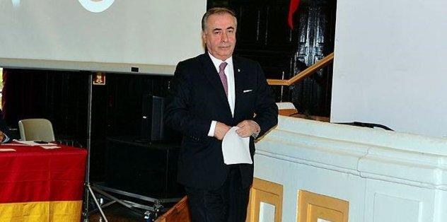 """Mustafa Cengiz: """"Köklerimiz Galatasaray Lisesidir"""""""