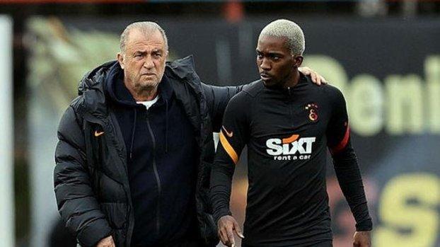 Galatasaray'da Göztepe mesaisi! Henry Onyekuru... #
