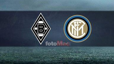 Mönchengladbach-Inter MAÇI CANLI ne zaman, saat kaçta ve hangi kanalda canlı yayınlanacak? | UEFA Şampiyonlar Ligi
