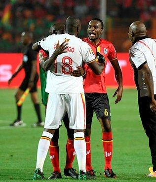 Uganda 1-1 Zimbabve