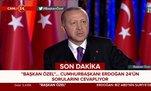 Başkan Erdoğan'dan Şenol Güneş açıklaması