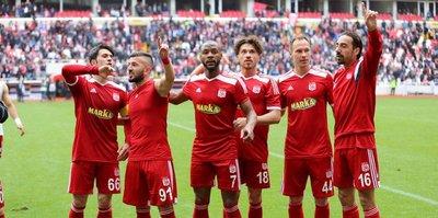 Sivasspor 50 yaşında