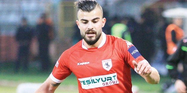 TFF 1. Lig'in en pahalı oyuncusu Samsunspor'da