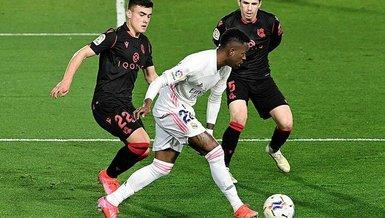 Real Madrid - Real Sociedad: 1-1 (MAÇ SONUCU - ÖZET)