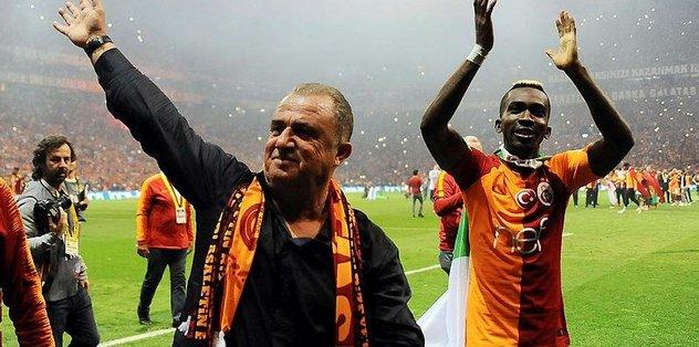 Fatih Terim tek başına Fenerbahçe'yi geçti