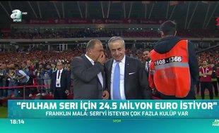 """""""Fulham seri için 24.5 milyon euro istiyor"""""""