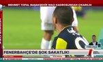 Fenerbahçeli yıldız Başakşehir maçı kadrosundan çıkarıldı