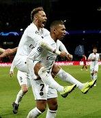 Tarihe geçti! Yeni kral Neymar...