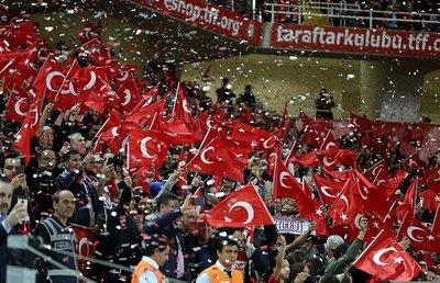 Antalyada Milli Takım coşkusu!
