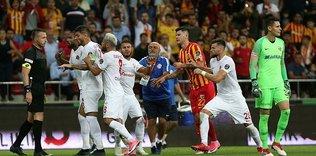 Spor Toto Süper Lig'de ilk haftanın öne çıkanları