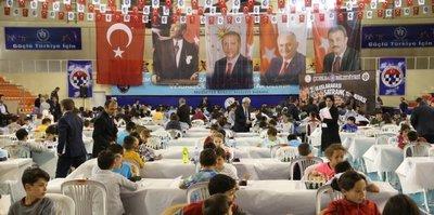 2. Uluslararası Açık Satranç Turnuvası sona erdi