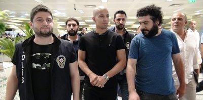 Feghouli İstanbul'a geldi