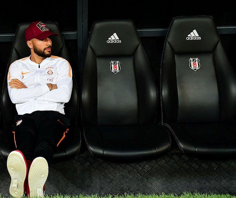 Yasin Öztekin ortada kaldı! G.Saray'a Beşiktaş'la rest çekmişti...