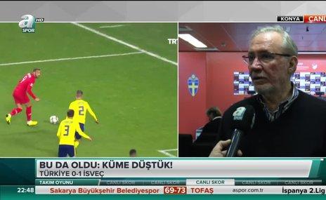 Lucescu'nun basın toplantısında şok!