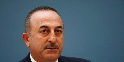 Bakan Çavuşoğlu ırkçılığı kınadı
