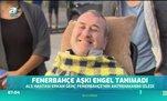 Fenerbahçe aşkı engel tanımadı
